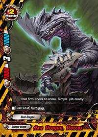 Axe Dragon, Dorcas