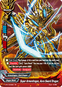 Super Armordragon, Aura Sword Dragon