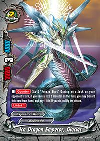 Ice Dragon Emperor, Glacies