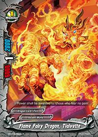 Flame Fairy Dragon, Tialvette