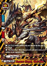 Emperor Dragon, Gael Khan