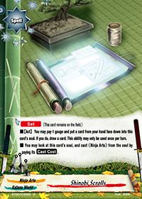 Shinobi Scrolls