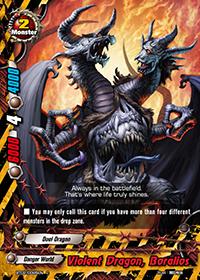 Violent Dragon, Boralios