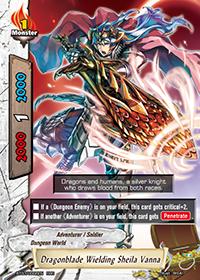 Dragonblade Wielding Sheela Vanna