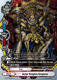 Actor Knights Emperor