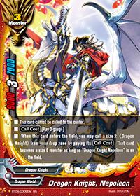 Dragon Knight, Napoleon