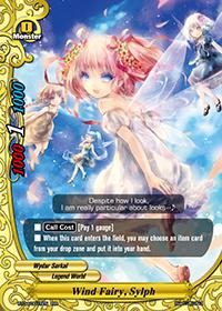 Wind Fairy, Sylph