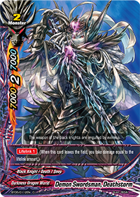 Demon Swordsman, Deathstorm