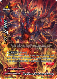 Earth Tremor Black Dragon, Soulvaag
