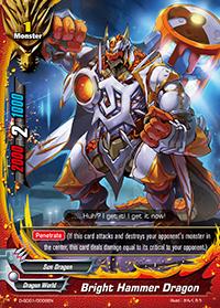 triple dragon deck