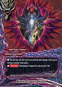 Black Dragon Shield
