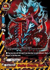 Raging Dragon, Zald