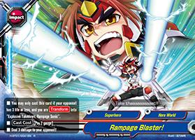 Rampage Blaster!
