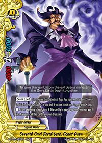 Seventh Omni Earth Lord, Count Dawn