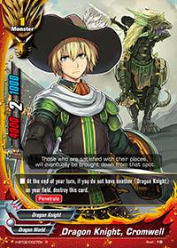 Dragon Knight, Cromwell