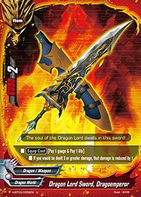 Dragon Lord Sword, Dragoemperor