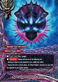 Apocalypse Death Shield