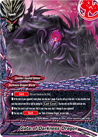 Gate of Darkness Dragon