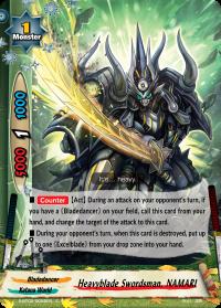 Heavyblade Swordsman, NAMARI