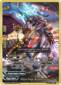 Cardlist Future Card Buddyfight