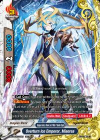 Overturn Ice Emperor, Miserea