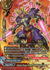 Cavalry Dragon Mech, CHAOS Kegale Byde