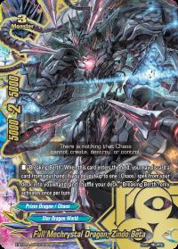 Full Mechrystal Dragon, Zindo Beta