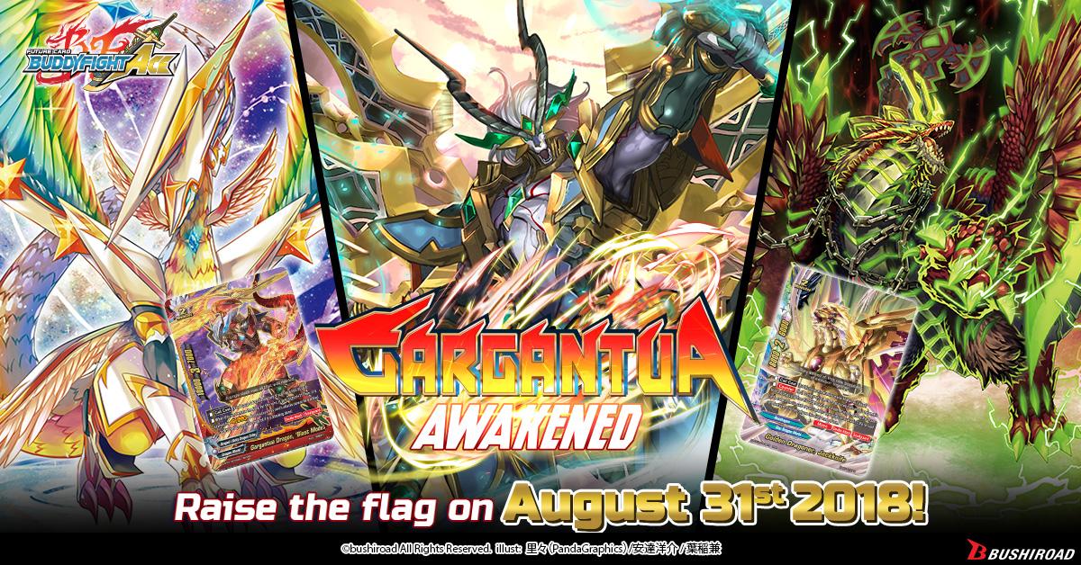 S Booster Pack Vol.1: Gargantua Awakened S-BT01