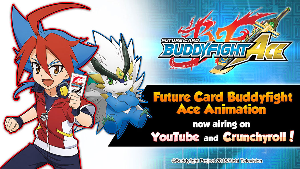 Future Card Buddyfight Ace Animation