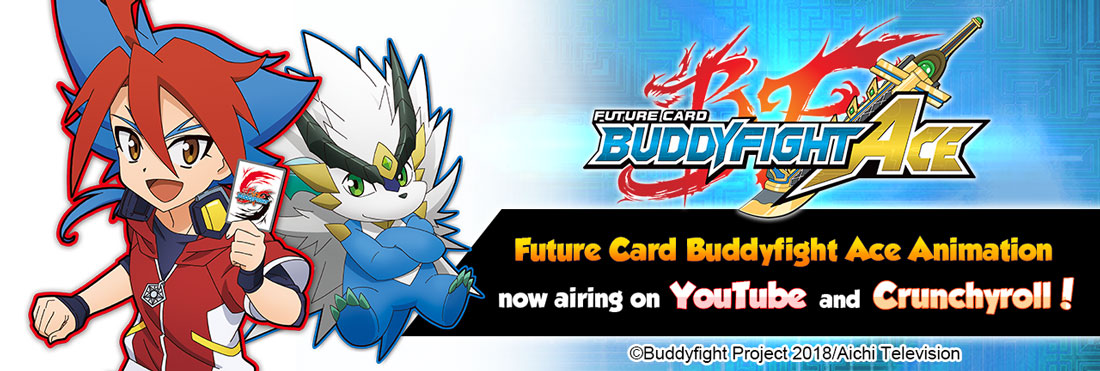Animation | Future Card Buddyfight