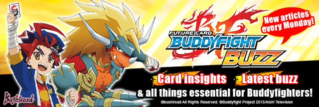 Buddyfight Buzz