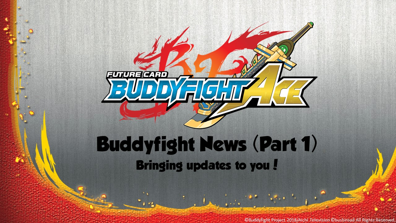 Future Card Buddyfight Updates on sss02 Title