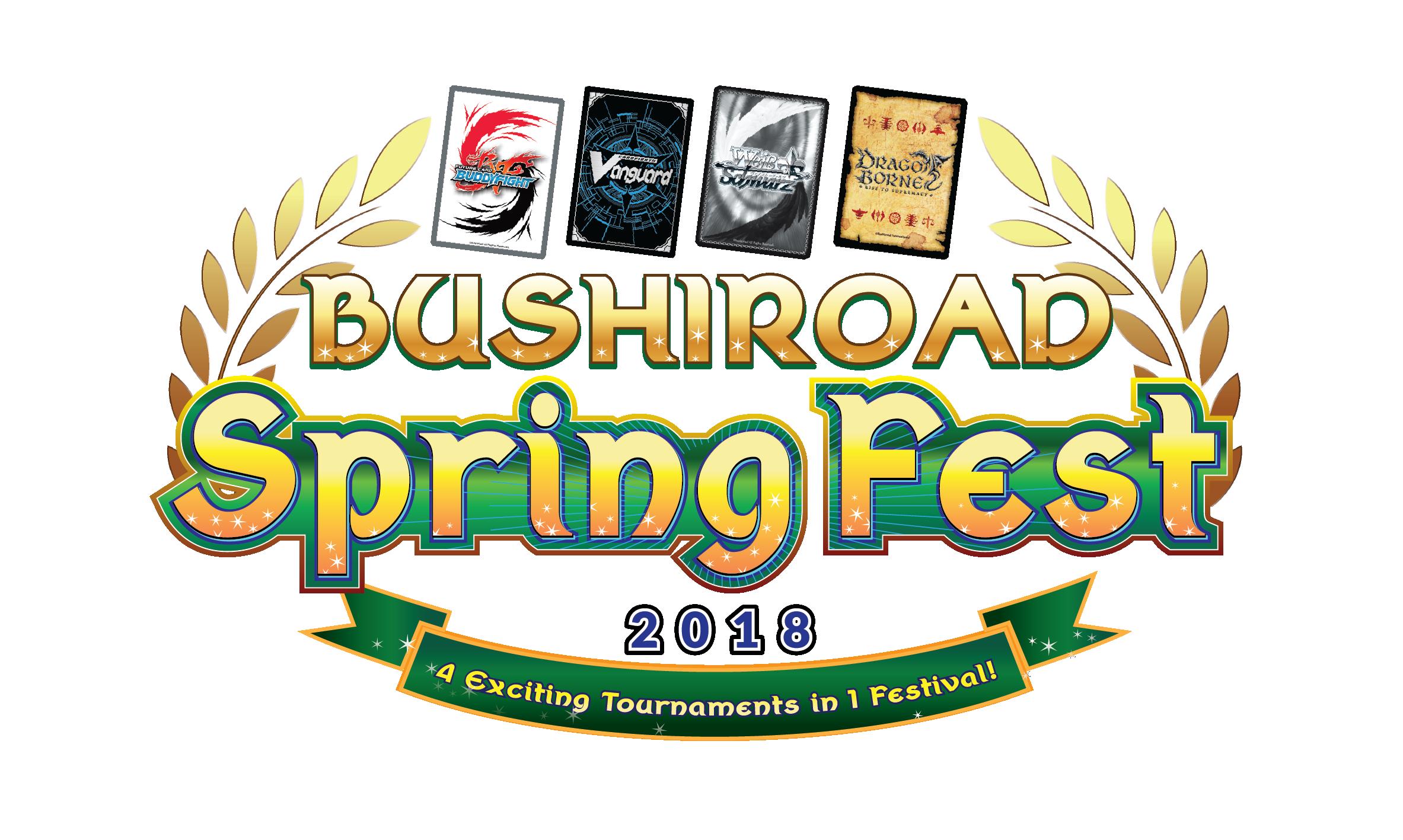 Bushiroad Spring Fest 2018