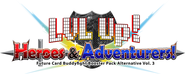 X Booster Pack Alternative Vol. 3: LVL Up! Heroes & Adventurers!
